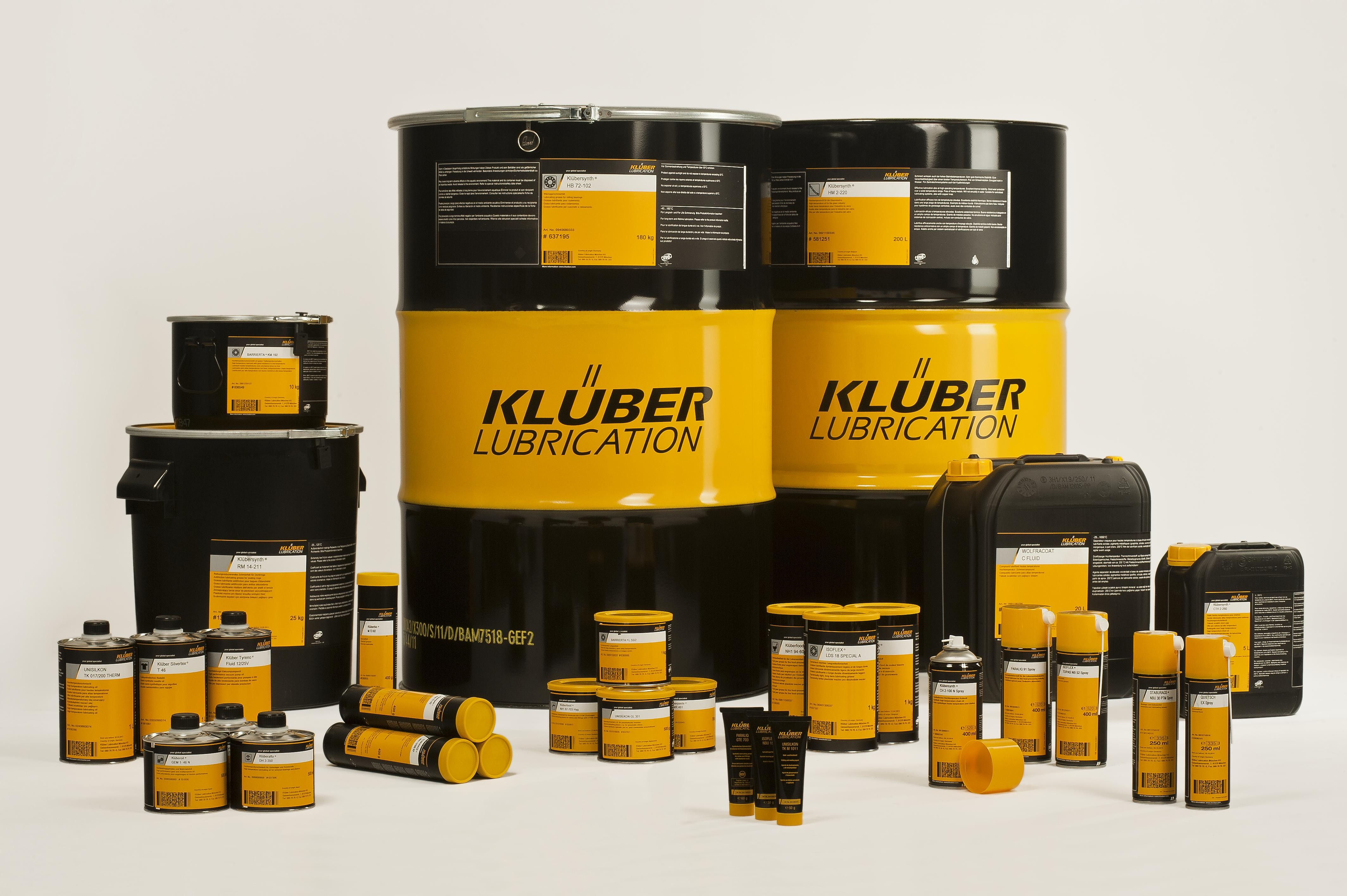Klueberoil 4 uh1 series